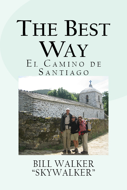 robincover 5: Cycling in the Shadow of the Camino de Santiago